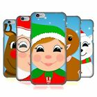 HEAD CASE DESIGNS JOLLY CHRISTMAS CHARACTERS BACK CASE FOR APPLE iPHONE PHONES