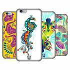 HEAD CASE DESIGNS PEACOCK GEOMETRY HARD BACK CASE FOR APPLE iPHONE PHONES