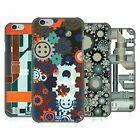 HEAD CASE DESIGNS PIPES AND GEARS HARD BACK CASE FOR APPLE iPHONE PHONES