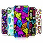 HEAD CASE DESIGNS VIVID PRINTED JEWELS HARD BACK CASE FOR APPLE iPHONE PHONES
