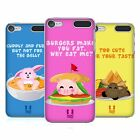 HEAD CASE DESIGNS ANIMAL GOURMET HARD BACK CASE FOR APPLE iPOD TOUCH MP3