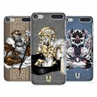 HEAD CASE DESIGNS KNIGHT HARD BACK CASE FOR APPLE iPOD TOUCH MP3