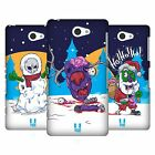 HEAD CASE DESIGNS CHRISTMAS ZOMBIES HARD BACK CASE FOR SONY PHONES 4