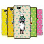 HEAD CASE DESIGNS DEMI THE FASHION DOE HARD BACK CASE FOR SONY PHONES 4