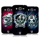 HEAD CASE DESIGNS ANIMAL SKULL ASTRONAUTS HARD BACK CASE FOR SAMSUNG PHONES 6