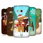 HEAD CASE DESIGNS THE GINGERBREAD HARD BACK CASE FOR SAMSUNG PHONES 6