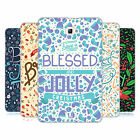 HEAD CASE DESIGNS BLESSED CHRISTMAS HARD BACK CASE FOR SAMSUNG TABLETS 1