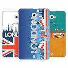 HEAD CASE DESIGNS LONDON CITYSCAPE HARD BACK CASE FOR SAMSUNG TABLETS 1