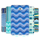 HEAD CASE DESIGNS SEA WAVE PATTERNS HARD BACK CASE FOR SAMSUNG TABLETS 1