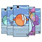HEAD CASE DESIGNS SEA CREATURES HARD BACK CASE FOR SONY PHONES 3