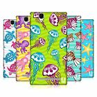 HEAD CASE DESIGNS SEA PRINTS HARD BACK CASE FOR SONY PHONES 3