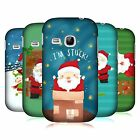 HEAD CASE DESIGNS SANTAS MISADVENTURES HARD BACK CASE FOR SAMSUNG PHONES 5