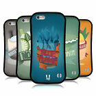 HEAD CASE DESIGNS MIX DRINKS-NEW HYBRID CASE FOR APPLE & SAMSUNG PHONES
