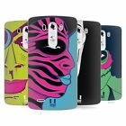 HEAD CASE DESIGNS CIRCUS FREAKS SOFT GEL CASE FOR LG PHONES 1