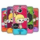 HEAD CASE DESIGNS COUPLE PERSONALITY SOFT GEL CASE FOR HTC PHONES 2