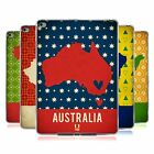 HEAD CASE DESIGNS PRINTED COUNTRY MAPS SOFT GEL CASE FOR APPLE SAMSUNG TABLETS
