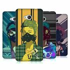 HEAD CASE DESIGNS GAS MASK FASHION SOFT GEL CASE FOR NOKIA PHONES 1