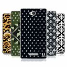 HEAD CASE DESIGNS FLEUR DE LIS COLLECTION SOFT GEL CASE FOR SONY PHONES 3