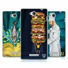 HEAD CASE DESIGNS PROFESSION INSPIRED - FOOD LEAGUES GEL CASE FOR SONY PHONES 3