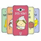 HEAD CASE DESIGNS YUMMY DOODLE SOFT GEL CASE FOR SAMSUNG PHONES 3