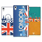 HEAD CASE DESIGNS LONDON CITYSCAPE SOFT GEL CASE FOR SONY PHONES 2