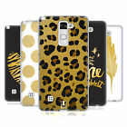 HEAD CASE DESIGNS GRAND AS GOLD SOFT GEL CASE FOR LG PHONES 3