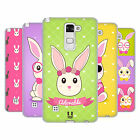 HEAD CASE DESIGNS SOFIE THE BUNNY SOFT GEL CASE FOR LG PHONES 3