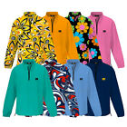 Loudmouth Half Zip Long Sleeve Windshirt