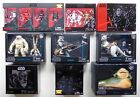 "STAR WARS NEW TBS BLACK SERIES COLLECTION HASBRO 6"" INCH SAGA DELUXE FIGURE MISB £129.99 GBP"