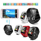 HOT U8 SMART WATCH BLUETOOTH PHONE MATE FOR ANDROID iOS SAMSUNG IPHONE SONY HTC