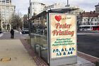 Satin / Gloss Colour Poster printing A0 A1 A2 A3. Printed Posters Service