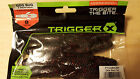TRIGGER X AGGRESSION GOO BUG - 2 PACKS PICK THE COLORS - Fishing Lure worm bait