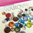 12 Genuine Swarovski ( NO Hotfix ) 30ss Crystal Rhinestone Multiple Colors ss30