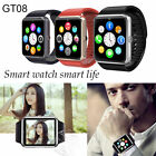 Bluetooth Smart Wrist Watch Phone Mate for Android Sony Samsung IOS
