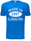 21st Birthday Made in 1995 Mens Gift Unisex T-Shirt  Size S-XXL