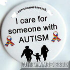 Teachers badge, I care for someone with Autism