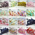 "3/8""--1"" 9MM--25MM Mixed Cartoon Grosgrain Ribbon Craft 16 Designs For Hairbow"