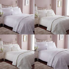 Catherine Lansfield Classic Bouquet Polycotton Percale Duvet Cover Set