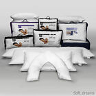 Duck / Hungarian / Goose Feather & Down Pillows 2, 4, 6 & 8 Pack