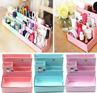 Cosmetic Organizer Clear DIY Makeup Drawers Holder Box Jewelry Storage 2016