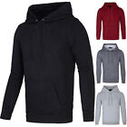 Men WARM Casual Pullover Hoodies Hooded Casual Coat Tops Sweat shirt Jumper S-XL