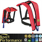 Top Quality Inflatable Life Jacket Survival Aid Life Vest PFD Basic Manual NEW