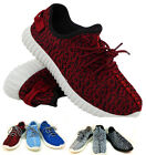 LADIES WOMENS FASHION DESIGNER KNITTED TRAINERS SHOES SIZE 3 4 5 6 7 8