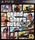 PlayStation 3 Grand Theft Auto V (PS3) VideoGames