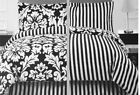 Refael Collection 4 Piece Comforter Set with Reversible Dual Design
