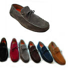 Men's Slip On Casual Boat Deck Mocassin Designer Loafers Driving Shoes Size