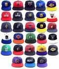 ADIDAS NBA TEAM COLOR SNAPBACK HAT CAP ADJUSTABLE FLAT BILL LOGO MASCOT RETRO on eBay