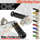 Multi Step Position Adjustable Foot Pegs FRONT DUCATI 848 1098 1198 /S /R