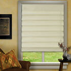 Waterfall Roman Shades - Six Colors - Several Sizes