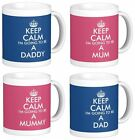 KEEP CALM I'M GOING TO BE A MUM / MUMMY / DAD / DADDY MUG new baby cup mugs cups